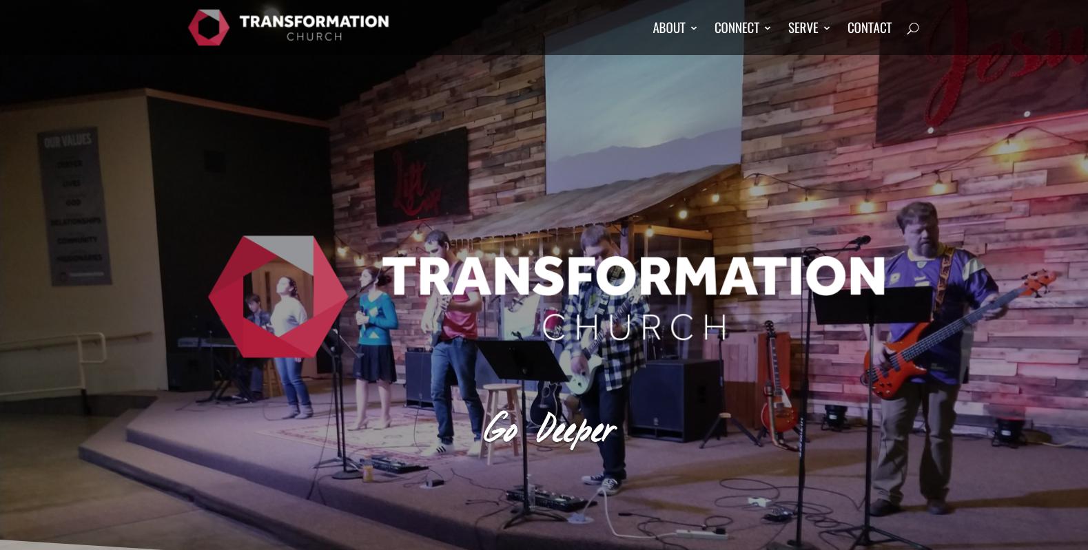 Home - Transformation Church